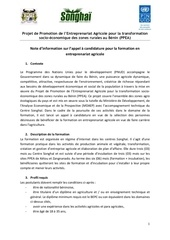 Fichier PDF note information ppea