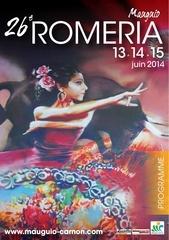 programme romeria 2014