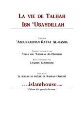 fr talhah ibn ubaydillah
