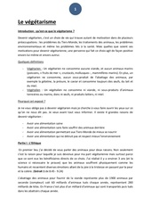 Fichier PDF le vegetarisme