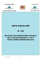 note cercculair 722 lf 2014