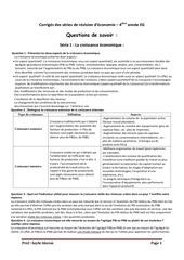 Fichier PDF corriges des series d economie bac eco pdf