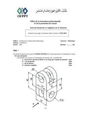 examen de passage 2010 tfm version cdc