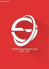 Fichier PDF dossier sponsoring safe gaming