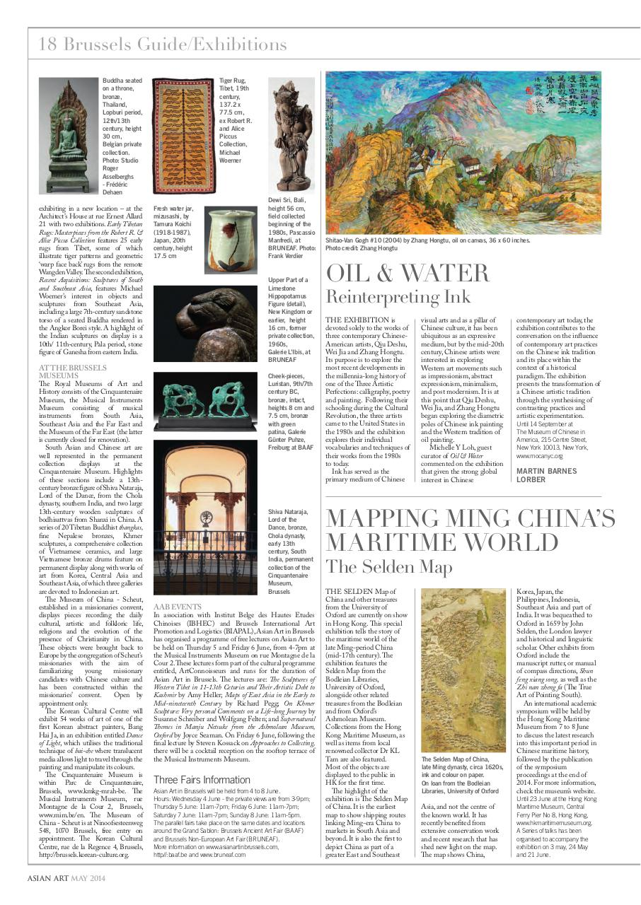 Aperçu du document The Asian Art Newspaper May 2014.pdf - page 3/3