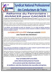 14 06 04 tract reforme du ferroviaire