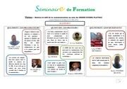 Fichier PDF rapport du seminaire de formation