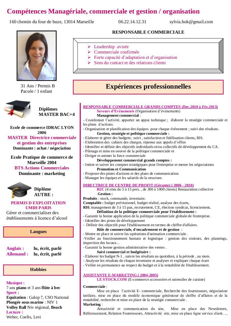 comp u00e9tences manag u00e9riale  commerciale et gestion    organisation par chris renaud live fr