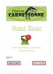Fichier PDF road book