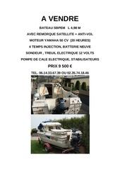 Fichier PDF bateau