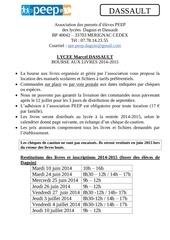 dossier inscription dassault 2014 2015