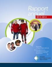 rapport annuel aisq 2013 14