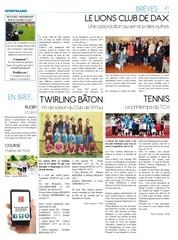 sportsland 137 breves