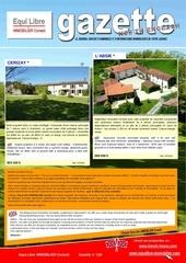 gazette equilibre immobilier