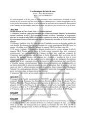 la chronique du bois de rose 2014 06 09