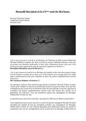 Fichier PDF mouadh ibn jabal et la nuit du 15eme sha bane