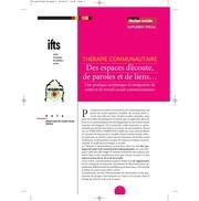 therapie communautaire jas