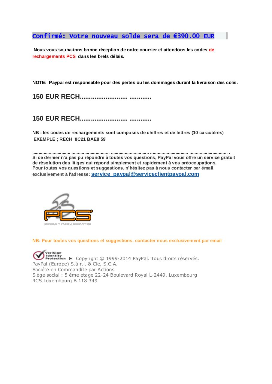 AUTHENTIFICATION DE VOTRE COMPTE PAYPAL INTERNATIONAL.pdf - page 2/2