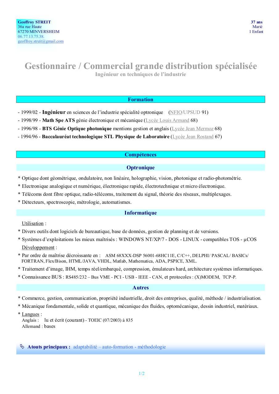 cv streit g 2014  cv streit g 2014 pdf