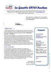 la gazette 63 062014