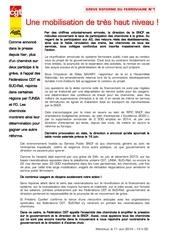 20140611 tract une mobilisation de tres haut niveau n1
