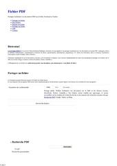 fichier pdf fr partagez vos documents pdf