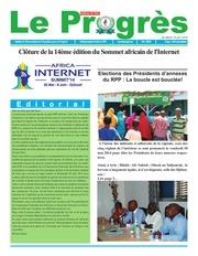journal le progres n 352 du mardi 10 juin 2014