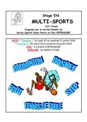 Fichier PDF stage sportif ete 2014