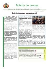 boletin de prensa enero 2014