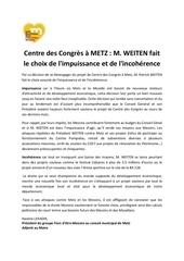 cp 11 06 2014 centre des congres