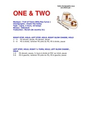 Fichier PDF one and two