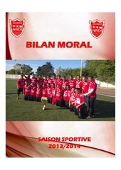 Fichier PDF bilan moral football 13 14