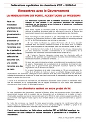 tract unitaire cgt sud 2eme rencontre ministerielle