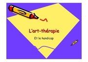 art therapie et handicap
