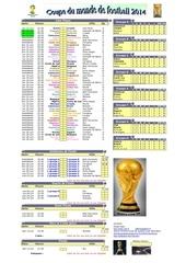 calendrier cm 2014