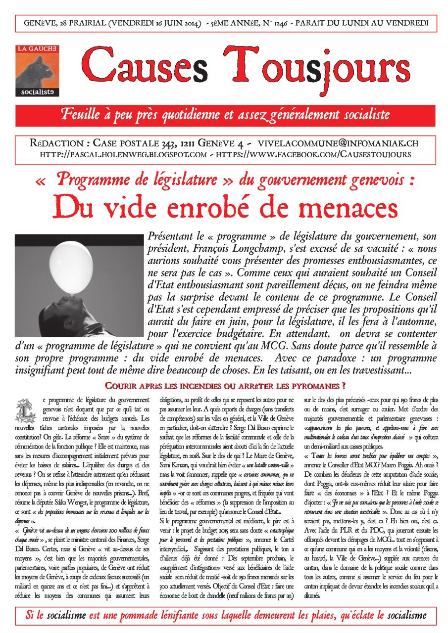 Aperçu du document Newsletter1246.pdf - page 1/2