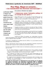 20140616 tract unitaire pour pepy cie revendications hs