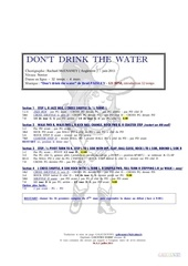 Fichier PDF don t drink the water
