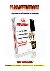 brochure plan affiliation 1