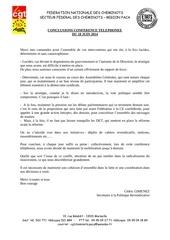 conclusion conf tel 18062014