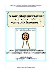 Fichier PDF conseils premiere vente1