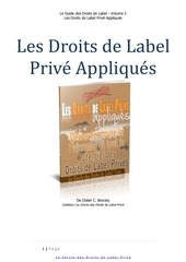 droit de label prive vol2