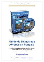 guide demarrage aweber