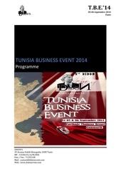 programme tbe14