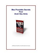 secret amis