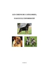 document chiens categorises