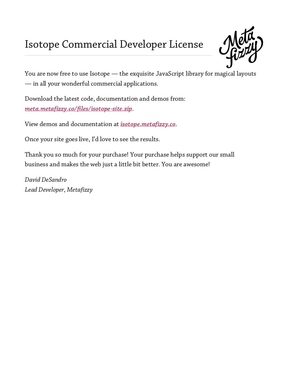 Aperçu du document isotope_commercial_developer_license.pdf - page 1/2