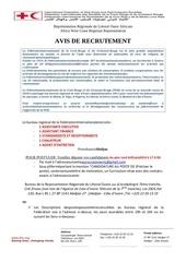 avis de recrutement ficr 06 2014