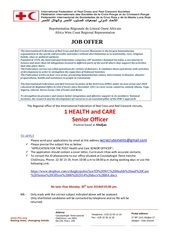 Fichier PDF job offer health and care senior officer 06 2014