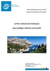 dossier parc national des calanques